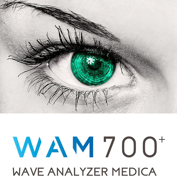 WAM 700<br> WAVE ANALYZER MEDICA